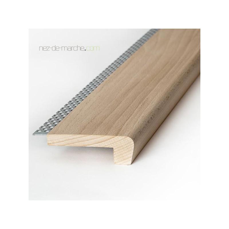 nez de marche pour escalier large bois massif. Black Bedroom Furniture Sets. Home Design Ideas