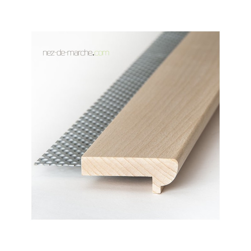 profil bois massif pour escalier carrel. Black Bedroom Furniture Sets. Home Design Ideas