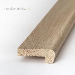Nez de marche Chêne 60x22mm à coller (classique)