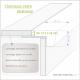 Nez de marche Chêne 48x28mm avec grille (classique)
