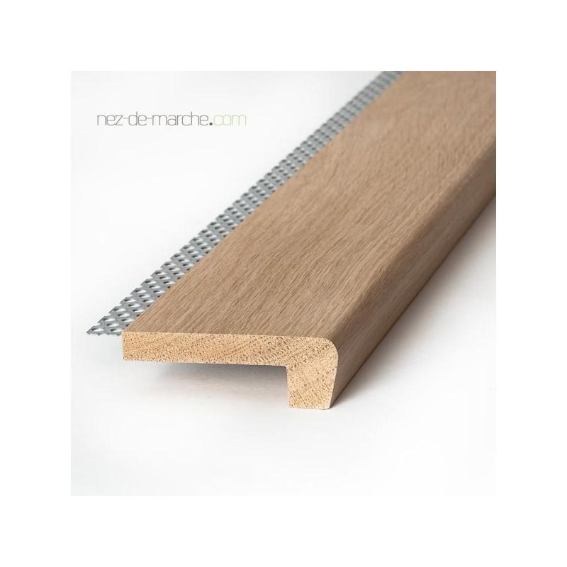 profil de finition et d coration de marche d 39 escalier en bois massif. Black Bedroom Furniture Sets. Home Design Ideas