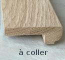 Nez de marche bois 85x28mm sans grille Tradition